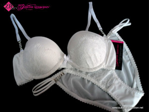 Bridal Push Up & cheeky Panty