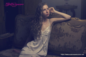Perle d'amour nightie