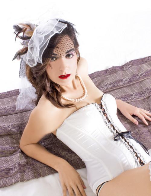 epouse moi Ivory - sublime seduction lingerie