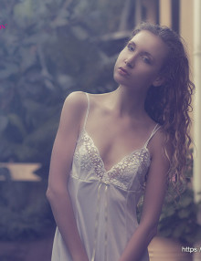 Perle D'amour minislip & Short Robe